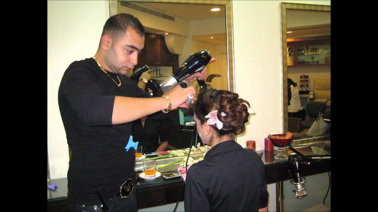 Best Hair Stylist In Dubai