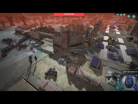 Age of Wonders: Planetfall – Revelations Gameplay (PC Game).  