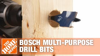 Bosch Multi-Purpose Drill Bits