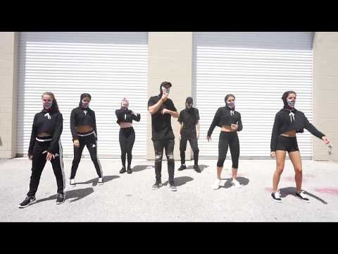 Major Lazer & Bad Royale- My Number | Banditz Cru | Choreography by Kyle Coleman
