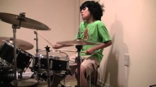 Baixar Raghav 7 year old drummer - Fire Jimi Hendrix