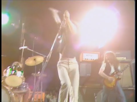 "FREE- ""Doing Their Thing"" - Live at Granada Studios - 1970 HQ"