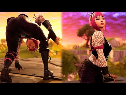 POWER CHORD is actually PRETTY THICC 😍❤️(fortnite replay mode)