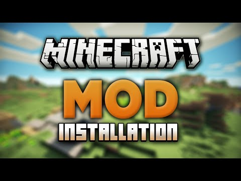 How To Install Minecraft Mods Simple All Versions