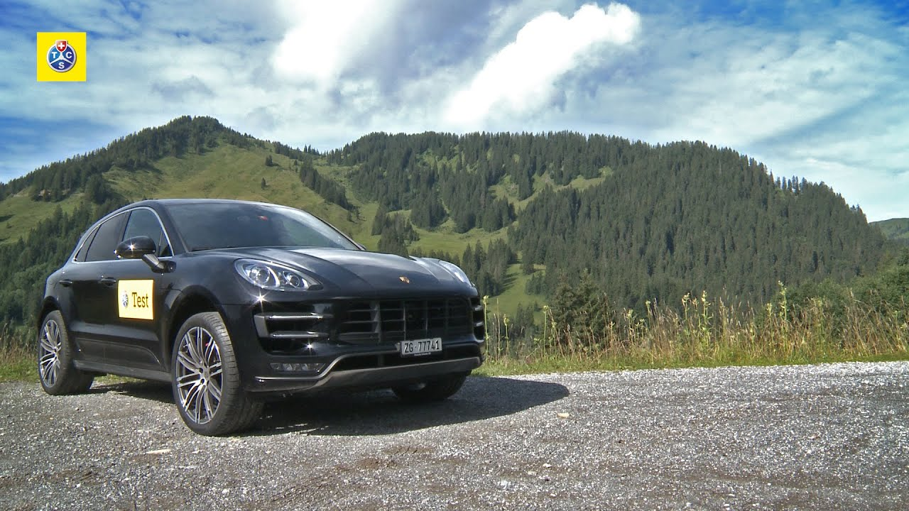 Porsche Macan Turbo - Test de voiture