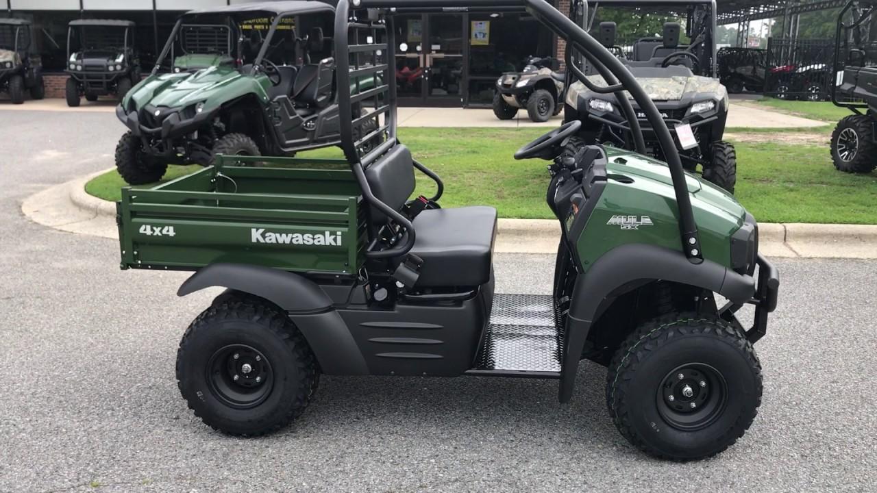 Kawasaki Xc  X  Mule