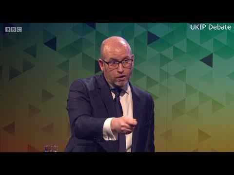 BBC - Election Questions 2017 - Paul Nuttall - UKIP - 04/06/2017