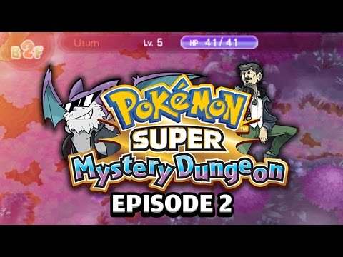 EDDIE GUERRERO IS NOT DEAD!! l Pokemon Super Mystery Dungeonl Ep 2 w/ UturnCrobat l