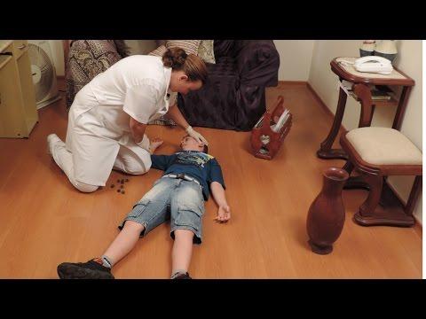 Curso Treinamento de Babá - Procedimentos Iniciais de Primeiros Socorros