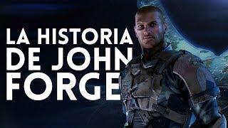 Un extraño tipo de SPARTAN | La historia de John Forge