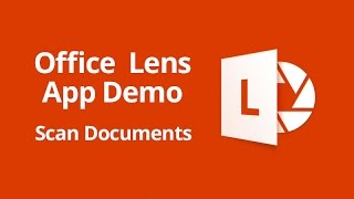 Office Lens App For iPhone & Android - Scan Documents, Convert Images To Text