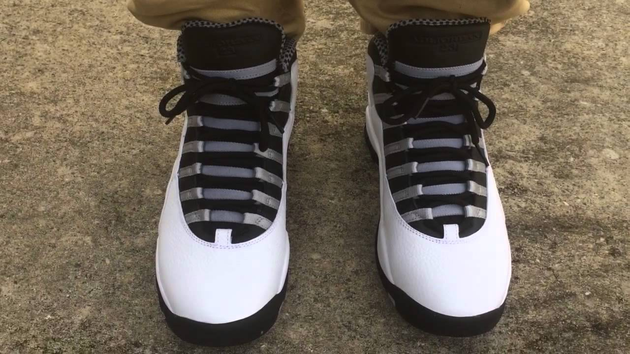 first rate 5c28c 2e95e Air Jordan 10 X Retro