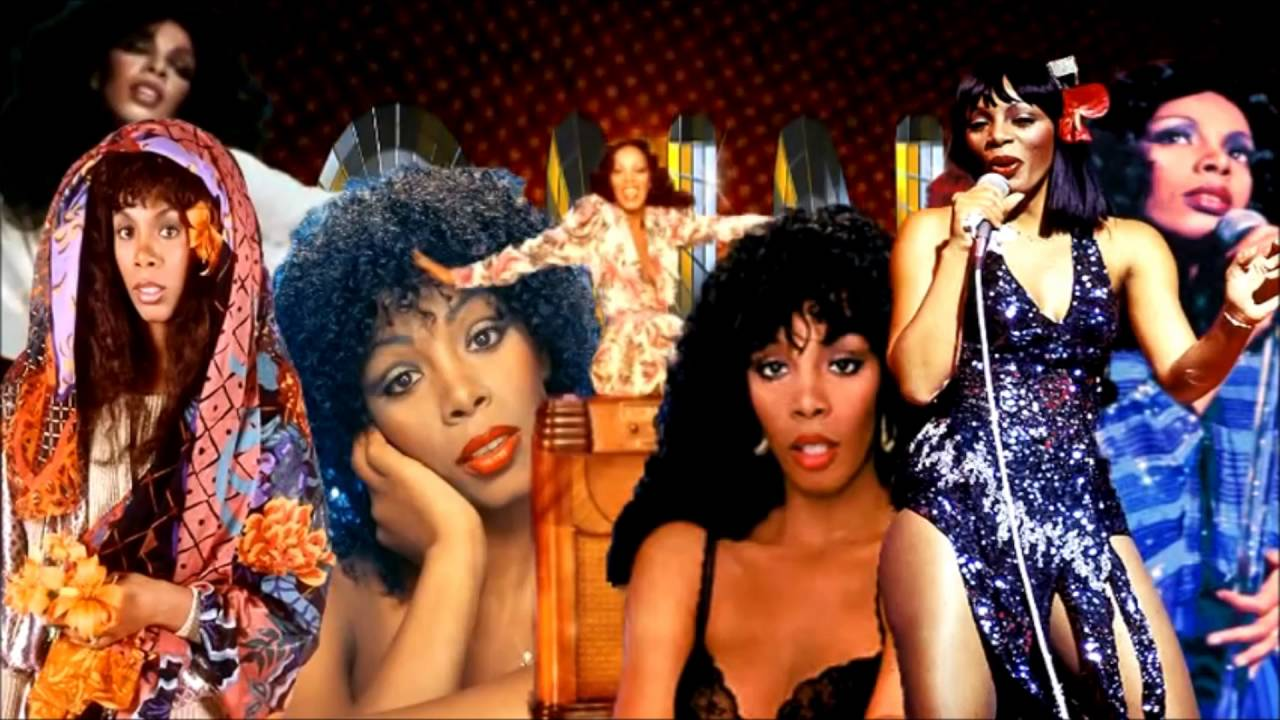 Donna Summer- Macarthur Park- video edit