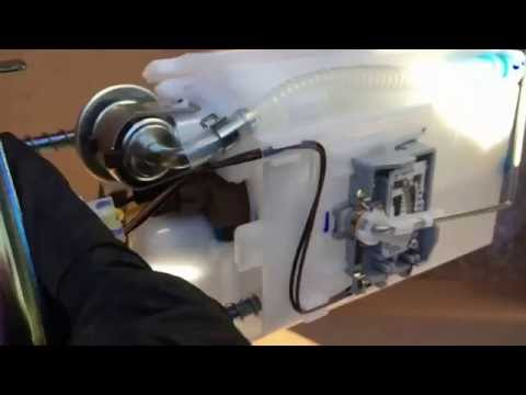 2007 Hyundai Elantra Fuel Pump Replacement