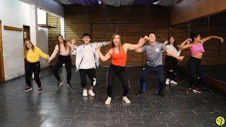 ZUMBA Jaleo - Nicky Jam & Steve Aoki (Coreografía/Choreography) Video
