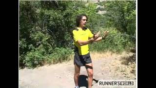 Scott Jurek Hill Running Technique