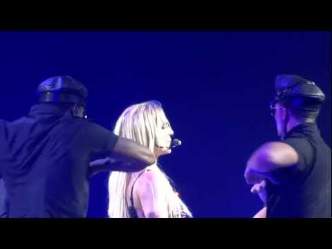 Britney Spears Womanizer Live Femme Fatale Tour Montreal 2011  HD 1080P