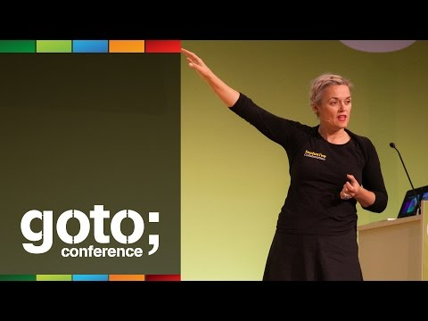 GOTO 2016 • Neuro-Diversity & Software Development • Sallyann Freudenberg