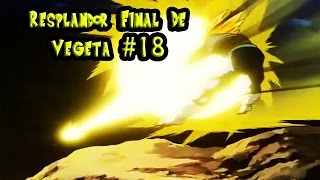 Dragon Ball Z Devolution - Resplandor Final De Vegeta #18