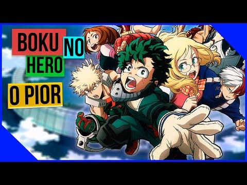 My Hero Academia: Two Heroes - O pior de Boku no Hero -  Analise