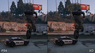 Grand Theft Auto 5: PS4 vs Xbox One Comparison