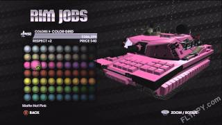 How to Customize Non-Customizable Vehicles in Saints Row: The Third