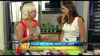 Emily Ellyn - Watermelon Salsa - Daily Buzz