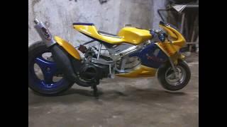 pocket bike moteur OVETTO  /  ALGERIE (41)