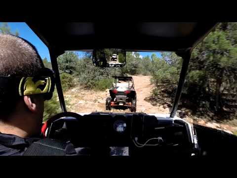 AZ RZR Camp Wood Ride Prescott Arizona