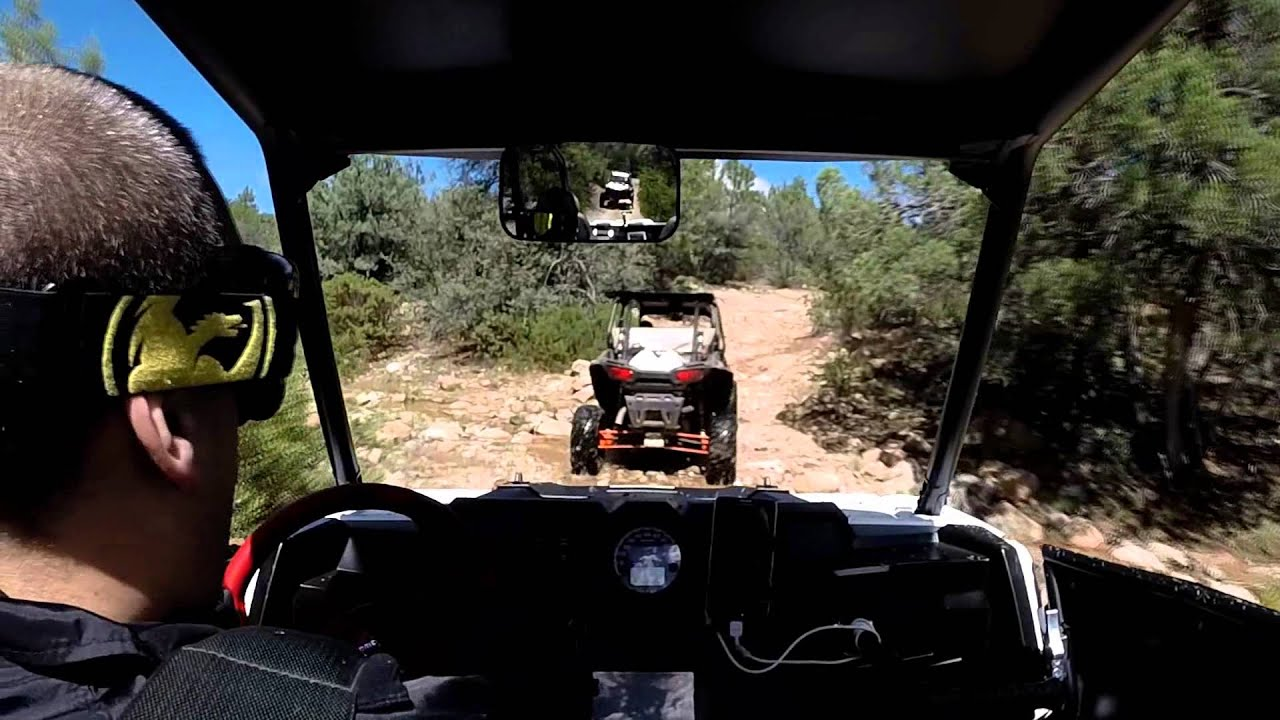 Camp Wood Az Elevation : Az rzr camp wood ride prescott arizona youtube
