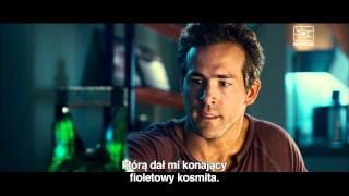 Green Lantern - Oficjalny Zwiastun Blu-ray i DVD - polskie napisy [Full HD]