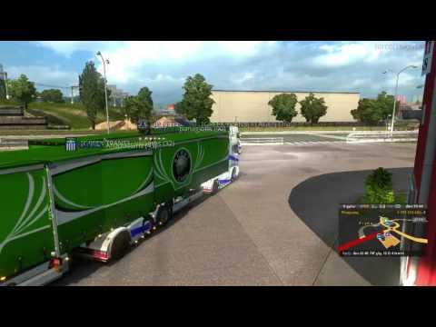 euro truck simulator 2 (praha-aaberdin)