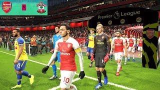 Arsenal vs Southampton - Premier League 24 February 2019 Prediction