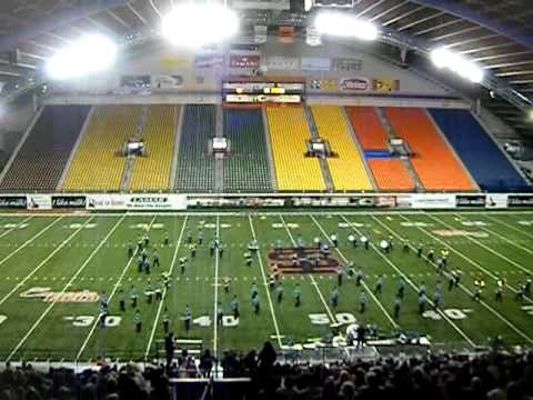 Century High School Marching Band - Mountain West Invitational (10-6-12)