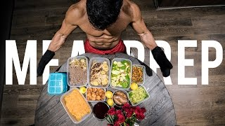 MEAL PREPPING with Christian Guzman