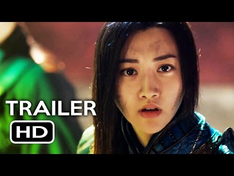 The Great Wall Official Trailer #2 (2017) Matt Damon, Willem Dafoe Action Movie HD