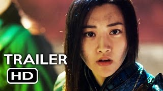 Video The Great Wall Official Trailer #2 (2017) Matt Damon, Willem Dafoe Action Movie HD download MP3, 3GP, MP4, WEBM, AVI, FLV Agustus 2018