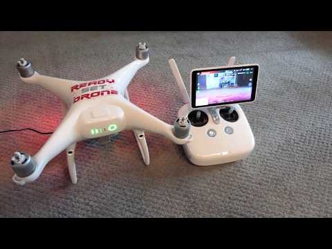 DJI Phantom 4 Pro Firmware Problem Fix
