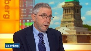 Paul Krugman Says There Is 'Zero Evidence' Dodd-Frank Is Holding Back the Economy