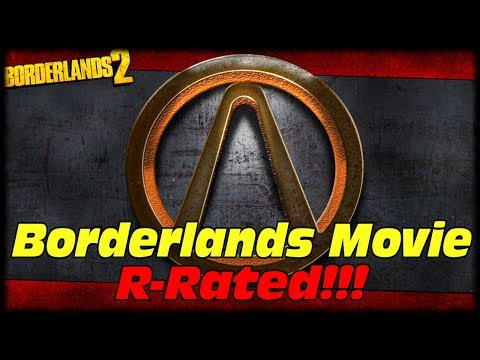 Borderlands Live Action Movie Rated R!!! Everything We Know