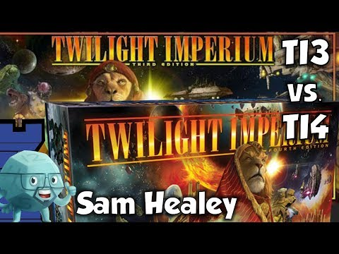 TI3/TI4 Comparison with Sam Healey