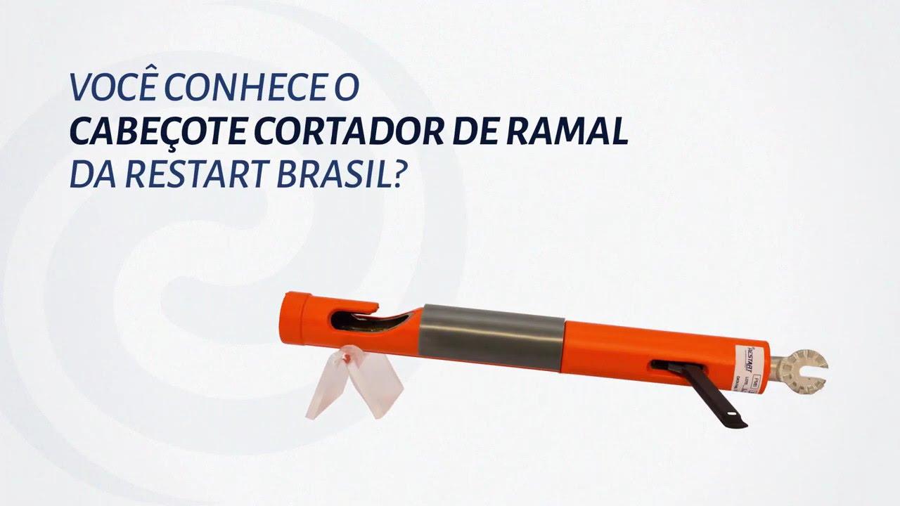 Cabeçote Cortador de Ramal