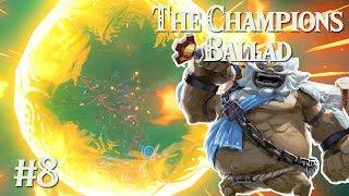 FIREBLIGHT GANON REVISTED: Zelda BotW The Champions Ballad #8