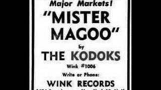 KODOKS - MISTER MAGOO - WINK 1006 - 1961
