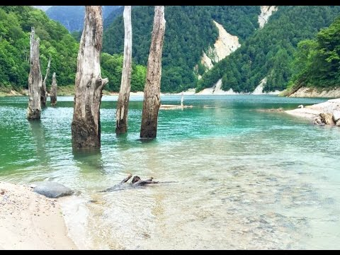 'Flyfishing Adventure' To The Most Hidden Lake In Japan.