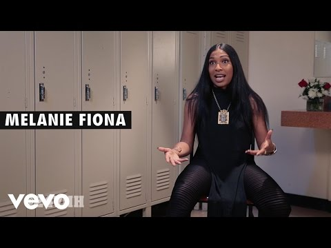 Melanie Fiona - Amazing Experience Working With Stevie Wonder (247HH Exclusive)