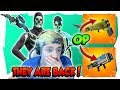 NINJA Reacts to SKULL TROOPER Comeback and gets NEW QUAD LAUNCHER in His first Match!