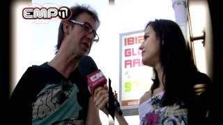 Entrevista David Moreno en Ibiza