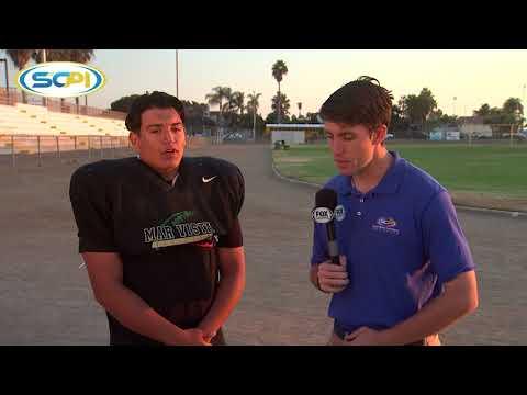 Top Recruit Michael Munoz from Mar Vista