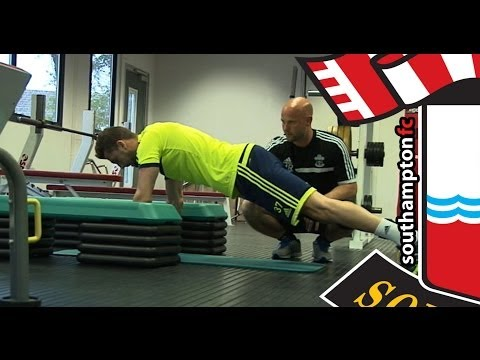IN DEPTH: Inside the treatment room with Jay Rodriguez